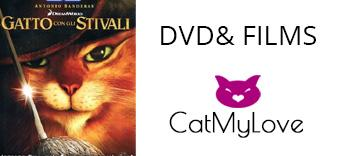 DVD, movies about cats