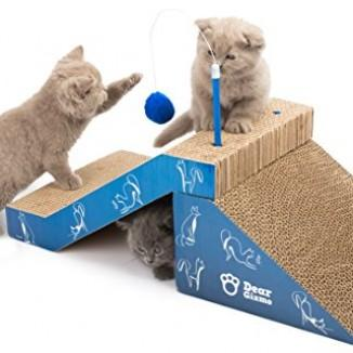 Cat Scratcher U0026 Play Toy Scratching Post. Protect Your Furniture.
