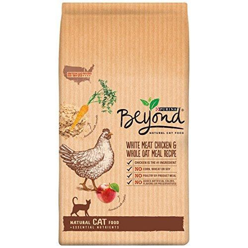 Purina Beyond Natural Dry Cat Food White Meat Chicken And Whole Oat